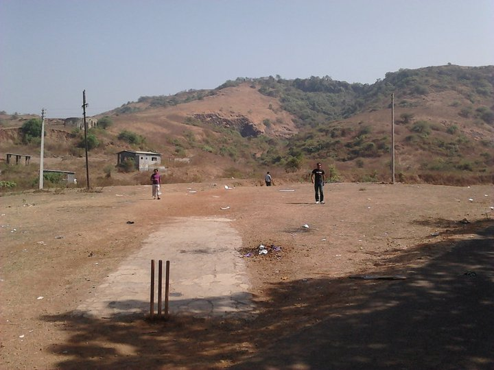Alibhag Cricket Ground