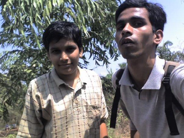 Me & My Brother Pratin