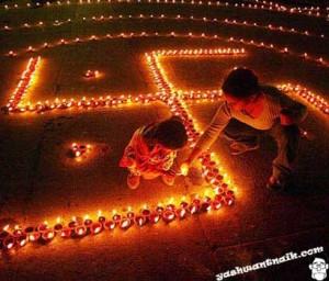 Diwali Diyas Decoration Mumbai
