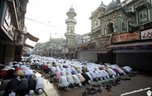 Ramzaan-Eid-Namaz