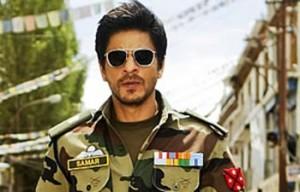 Shahruk Khan at Jab tak hai jaan