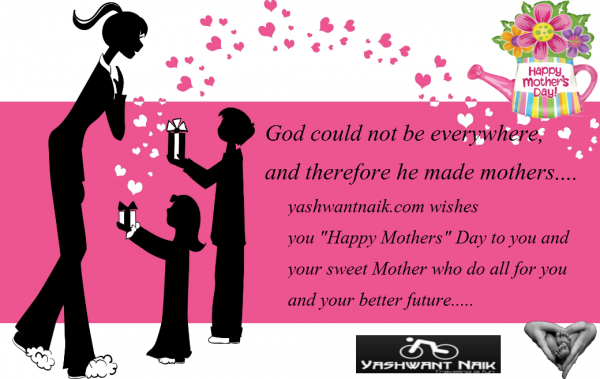 happy mothers day by yashwantnaik.com