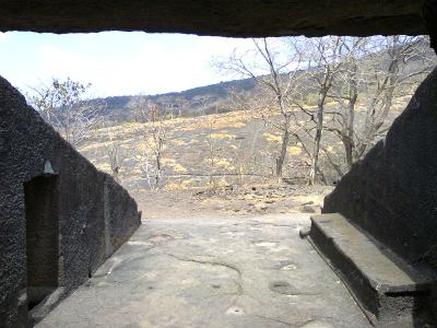 Cave Gate View